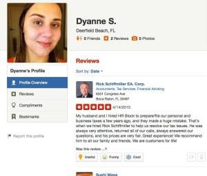 Accountantbocaraton.com 5 Star Review